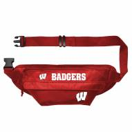 Wisconsin Badgers Large Fanny Pack