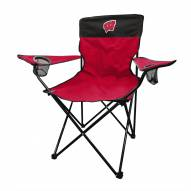 Wisconsin Badgers Legacy Tailgate Chair