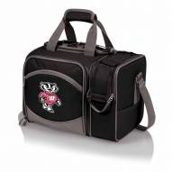 Wisconsin Badgers Malibu Picnic Pack