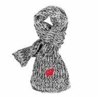 Wisconsin Badgers Marled Scarf
