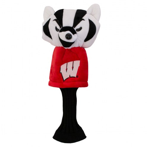 Wisconsin Badgers Mascot Golf Headcover
