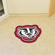 Wisconsin Badgers Mascot Mat