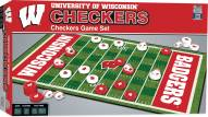 Wisconsin Badgers Checkers