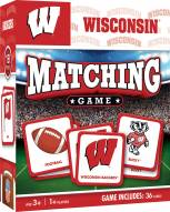 Wisconsin Badgers Matching Game