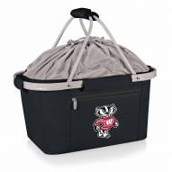 Wisconsin Badgers Metro Picnic Basket