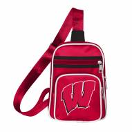 Wisconsin Badgers Mini Cross Sling Bag