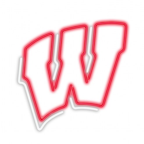 Wisconsin Badgers Neon Light