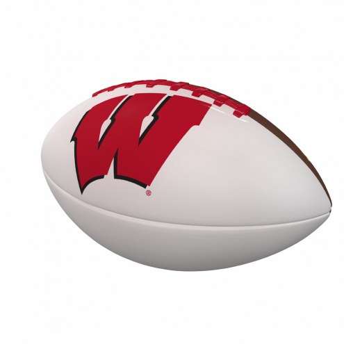 Wisconsin Badgers Full Size Autograph Football