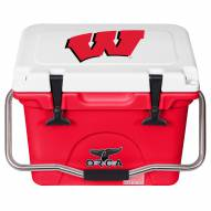 Wisconsin Badgers ORCA 20 Quart Cooler