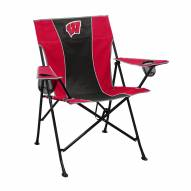 Wisconsin Badgers Pregame Tailgating Chair