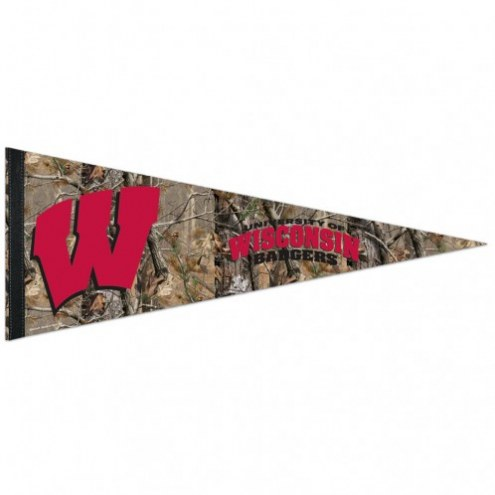 Wisconsin Badgers Premium Pennant