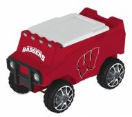 Wisconsin Badgers Remote Control Rover Cooler