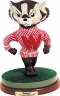 Wisconsin Badgers Collectible Mascot Figurine