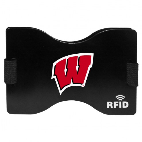 Wisconsin Badgers RFID Wallet