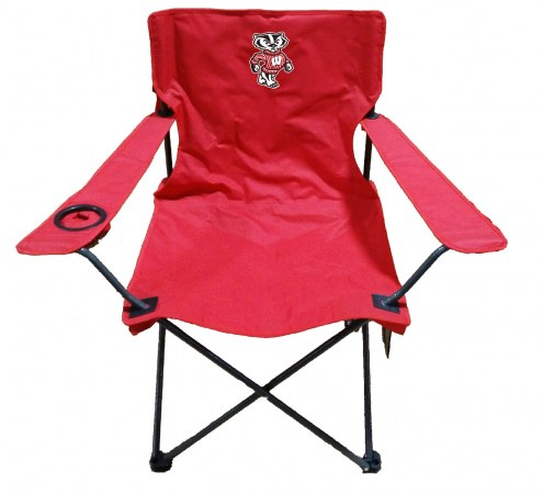 Wisconsin Badgers Rivalry Folding Chair