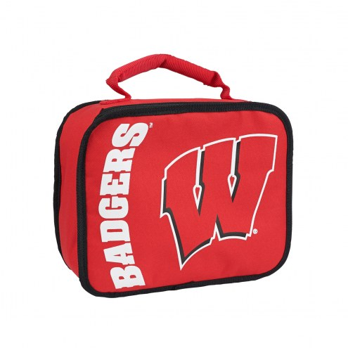 Wisconsin Badgers Sacked Lunch Box