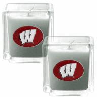 Wisconsin Badgers Scented Candle Set