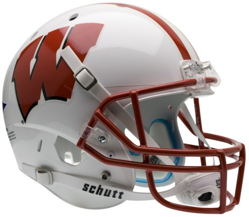 Wisconsin Badgers Schutt XP Collectible Full Size Football Helmet
