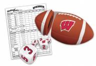 Wisconsin Badgers Shake N' Score Travel Dice Game
