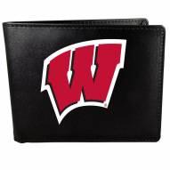 Wisconsin Badgers Large Logo Bi-fold Wallet