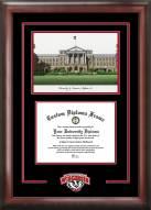 Wisconsin Badgers Spirit Graduate Diploma Frame