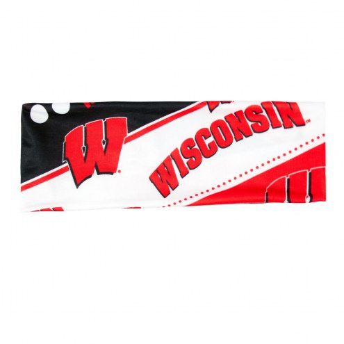 Wisconsin Badgers Stretch Headband