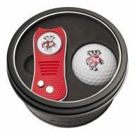 Wisconsin Badgers Switchfix Golf Divot Tool & Ball