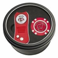 Wisconsin Badgers Switchfix Golf Divot Tool & Chip