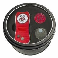 Wisconsin Badgers Switchfix Golf Divot Tool, Hat Clip, & Ball Marker