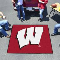 Wisconsin Badgers Tailgate Mat