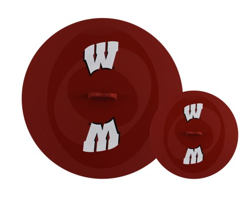 Wisconsin Badgers Tailgate Topperz Lids