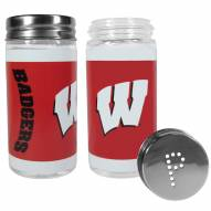 Wisconsin Badgers Tailgater Salt & Pepper Shakers
