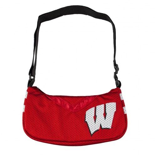 Wisconsin Badgers Team Jersey Purse