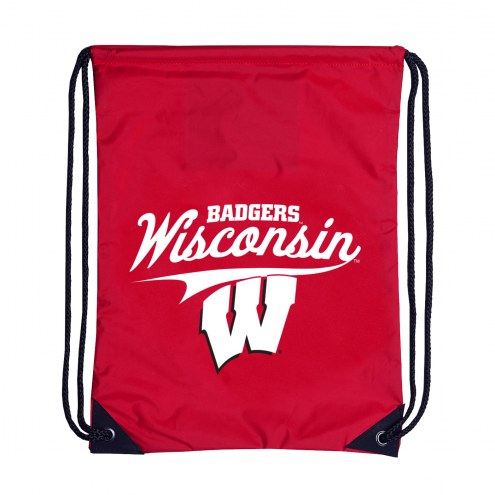 Wisconsin Badgers Team Spirit Backsack