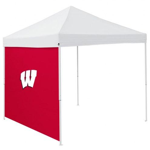 Wisconsin Badgers Tent Side Panel