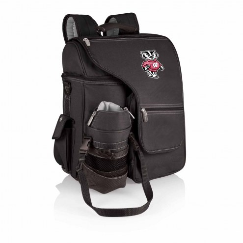 Wisconsin Badgers Turismo Insulated Backpack