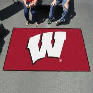 Wisconsin Badgers Ulti-Mat Area Rug
