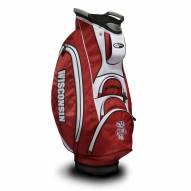 Wisconsin Badgers Victory Golf Cart Bag