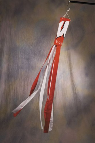 Wisconsin Badgers Windsock