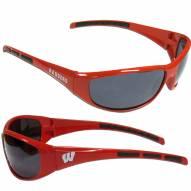 Wisconsin Badgers Wrap Sunglasses