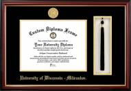 Wisconsin Milwaukee Panthers Diploma Frame & Tassel Box