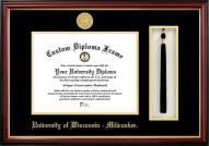 Wisconsin Milwaukee Panthers Diploma Frame & Tassel Box