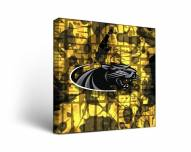 Wisconsin Milwaukee Panthers Fight Song Canvas Wall Art