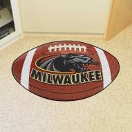 Wisconsin Milwaukee Panthers Football Floor Mat