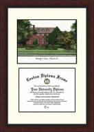 Wisconsin Milwaukee Panthers Legacy Scholar Diploma Frame
