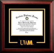 Wisconsin Milwaukee Panthers Spirit Diploma Frame
