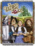 Wizard of Oz Throw Blanket