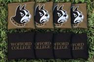 Wofford Terriers Cornhole Bag Set