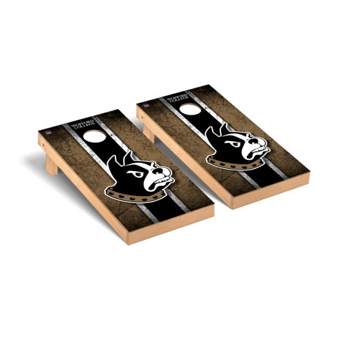 Wofford Terriers Vintage Cornhole Game Set