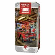 World's Smallest High Performance 1000 Piece Puzzle